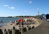 Mierzeja Helska, plaża